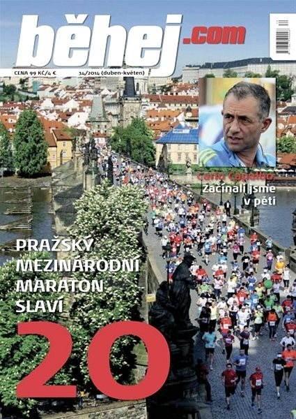 Běhej.com časopisy - 34 (duben - květen 2014) - Elektronický časopis