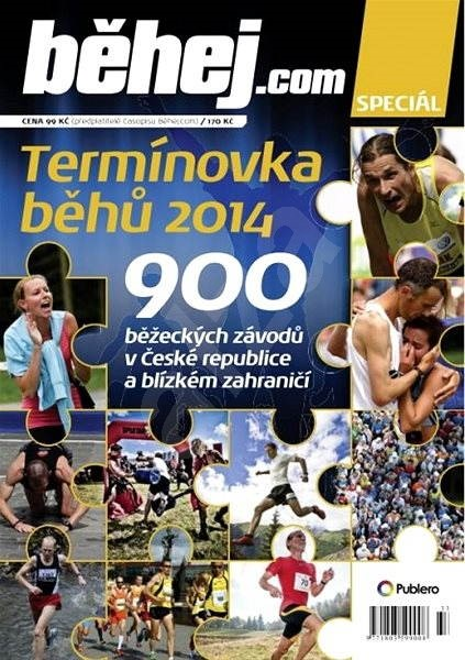 Běhej.com časopisy - 33 (Termínovka běhů) 2014 - Elektronický časopis