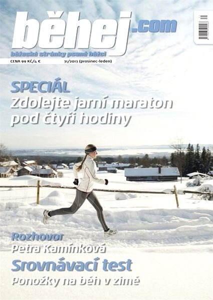 Běhej.com časopisy - 31 (prosinec) - Elektronický časopis