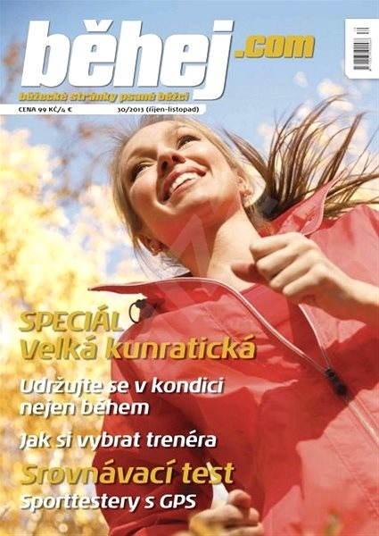Běhej.com časopisy -  30 (říjen- listopadí) 2013 - Elektronický časopis