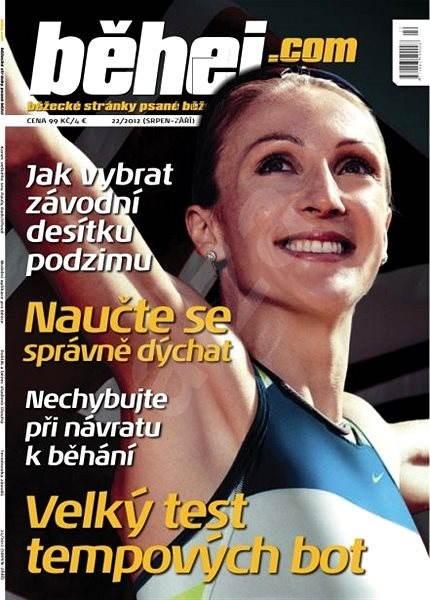 Běhej.com časopisy - 22 (srpen - září) 2012 - Elektronický časopis