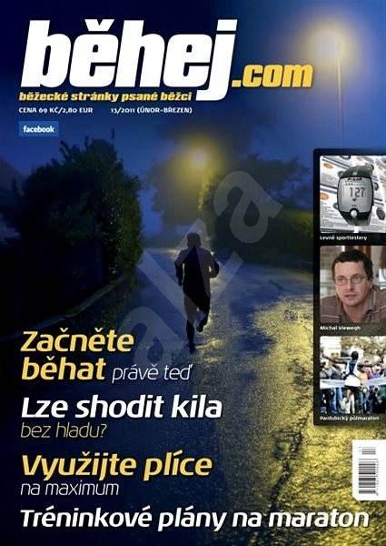 Běhej.com časopisy - 13 (únor-březen) - Elektronický časopis