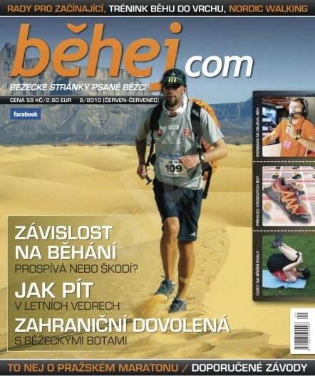 Běhej.com časopisy - 9 (červen-červenec) 2010 - Elektronický časopis