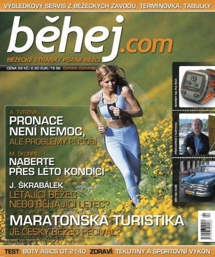 Běhej.com časopisy - 3 (červen-červenec) 2009 - Elektronický časopis