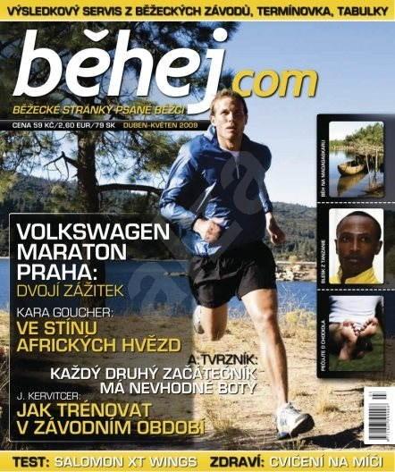 Běhej.com časopisy - 2 (duben-květen) 2009 - Elektronický časopis