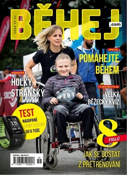 Běhej.com časopisy - (58) srpen - Elektronický časopis
