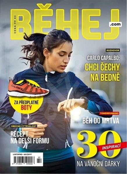 Běhej.com časopisy - (60) listopad - Elektronický časopis