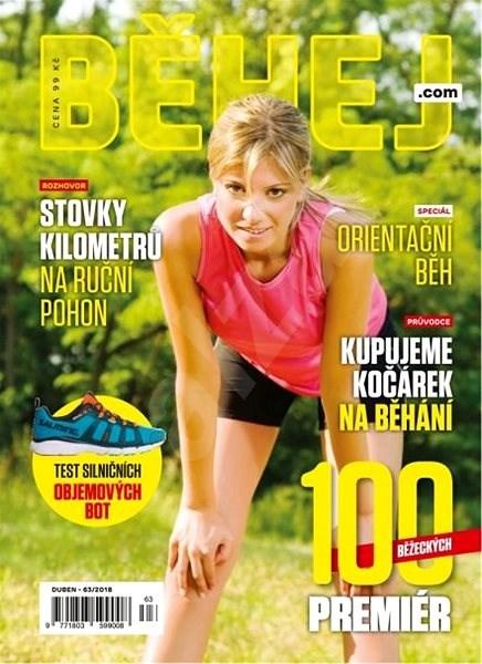 Běhej.com časopisy - (63) Duben - Elektronický časopis