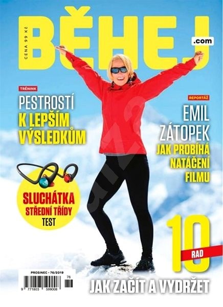 Běhej.com časopisy - 76/2019 - Elektronický časopis