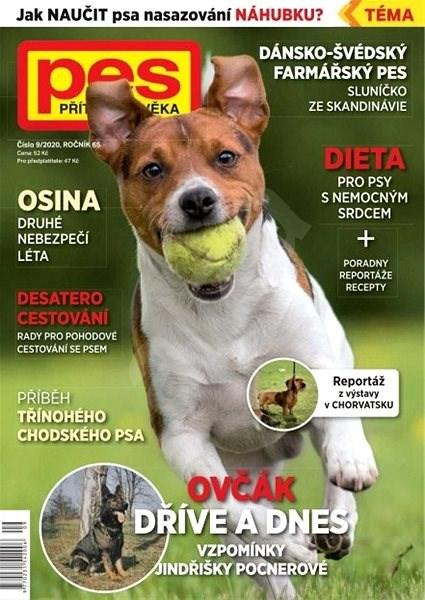 Pes přítel člověka - 9/2020 - Elektronický časopis