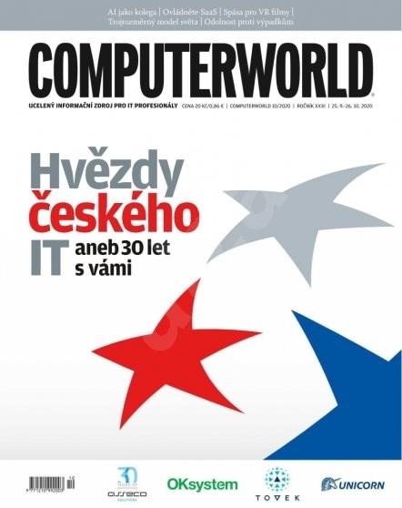 Computerworld - 10/2020 - Elektronický časopis