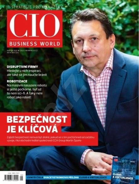 CIO Business World - 3/2020 - Elektronický časopis