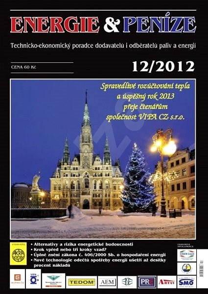 Energie & Peníze - 12/2012 - Elektronický časopis