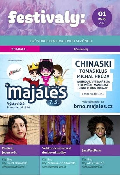 Festivaly - 1/2015 - Elektronický časopis