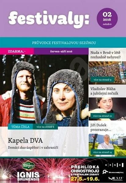 Festivaly - 2/2016 - Elektronický časopis