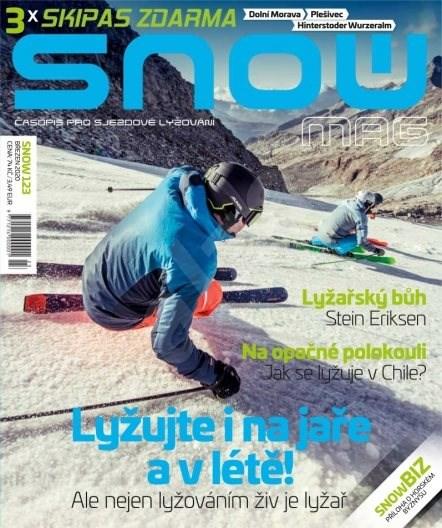 SNOW - 123 - březen 2020 - Elektronický časopis