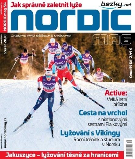 NORDIC - 54 - březen 2020 - Elektronický časopis