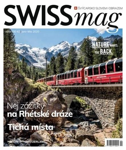 SWISSmag - 22 - jaro/léto 2020 - Elektronický časopis