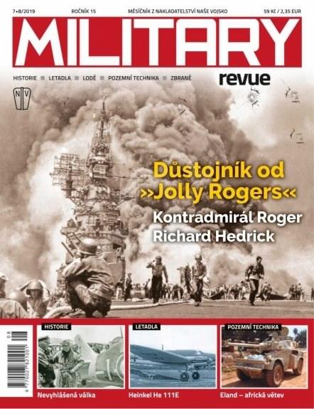 NV Military revue - 7-8/2019 - Elektronický časopis