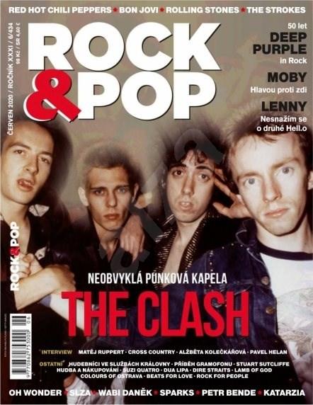 Rock & Pop - 06/2020 - Elektronický časopis