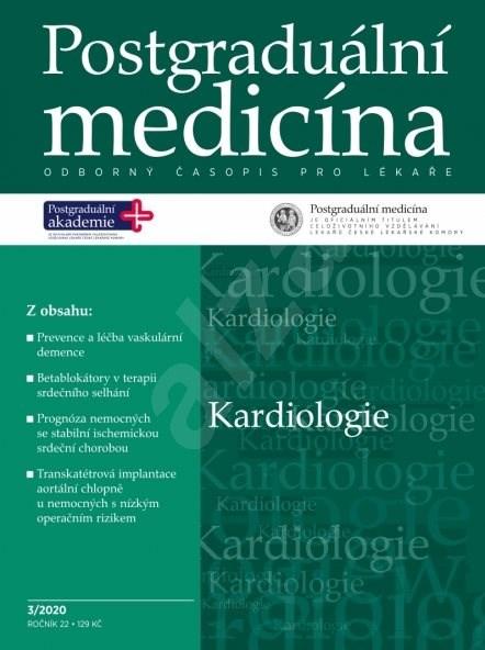 Postgraduální medicína - 3/2020 - Elektronický časopis