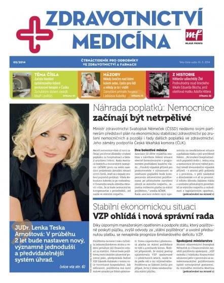 Zdravotnictví a medicína - 5/2014 - Elektronický časopis