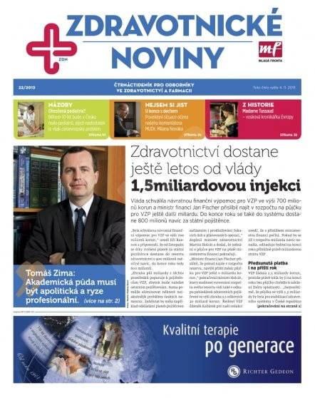 Zdravotnictví a medicína - 22/2013 - Elektronický časopis