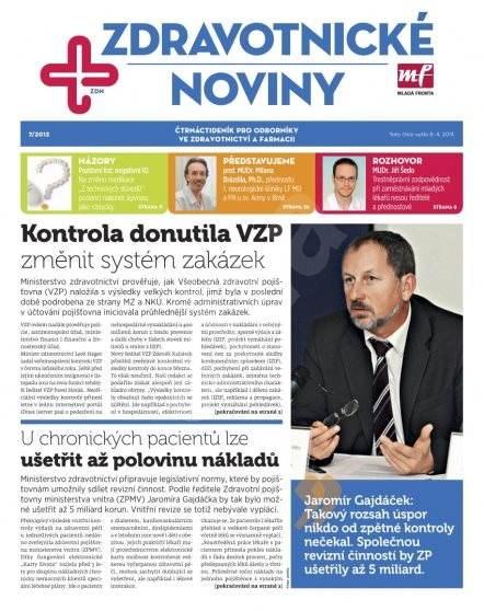 Zdravotnictví a medicína - 07/2013 - Elektronický časopis