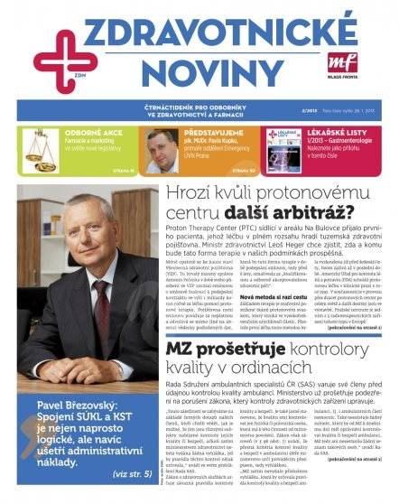 Zdravotnictví a medicína - 02/2013 - Elektronický časopis