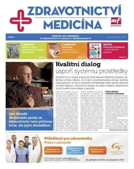 Zdravotnictví a medicína - 5/2015 - Elektronický časopis