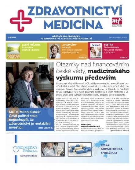 Zdravotnictví a medicína - 7-8/2015 - Elektronický časopis