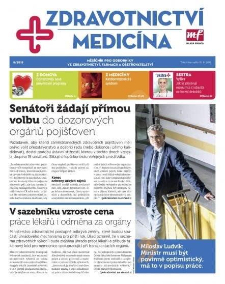 Zdravotnictví a medicína - 9/2015 - Elektronický časopis