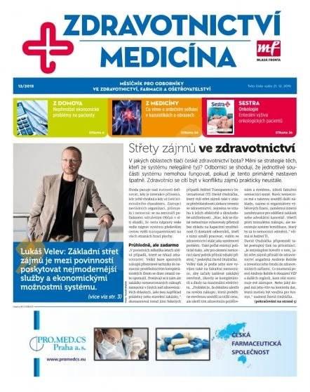Zdravotnictví a medicína - 12/2015 - Elektronický časopis
