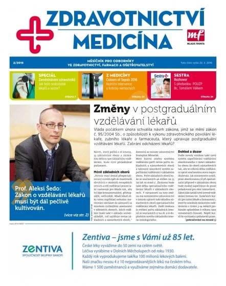 Zdravotnictví a medicína - 2/2016 - Elektronický časopis
