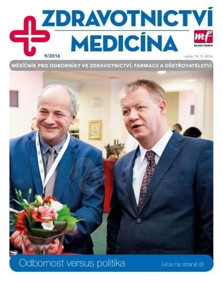 Zdravotnictví a medicína - 9/2016 - Elektronický časopis
