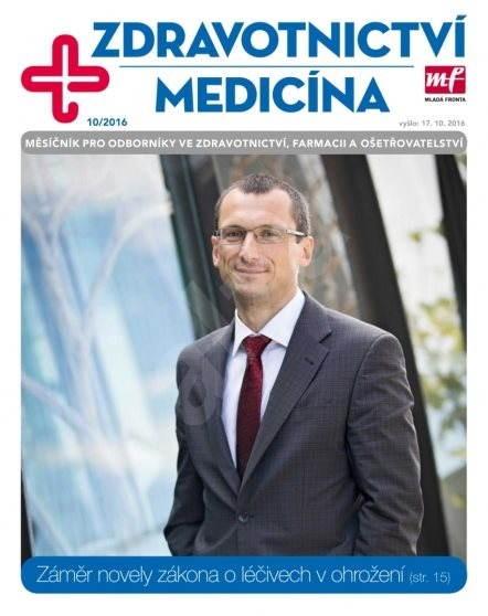 Zdravotnictví a medicína - 10/2016 - Elektronický časopis