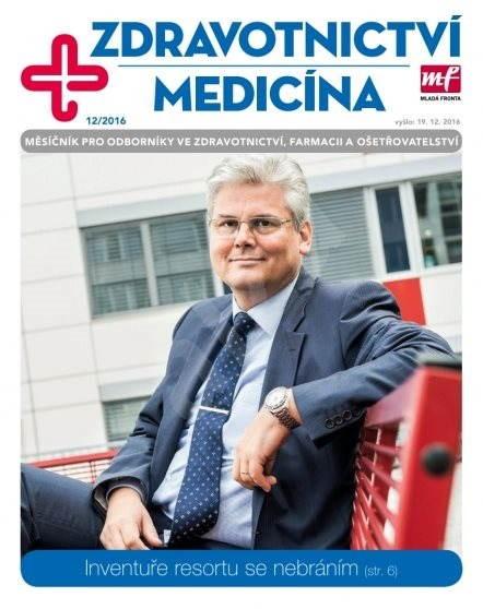 Zdravotnictví a medicína - 12/2016 - Elektronický časopis