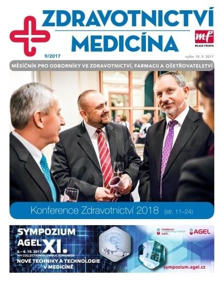 Zdravotnictví a medicína - 9/2017 - Elektronický časopis
