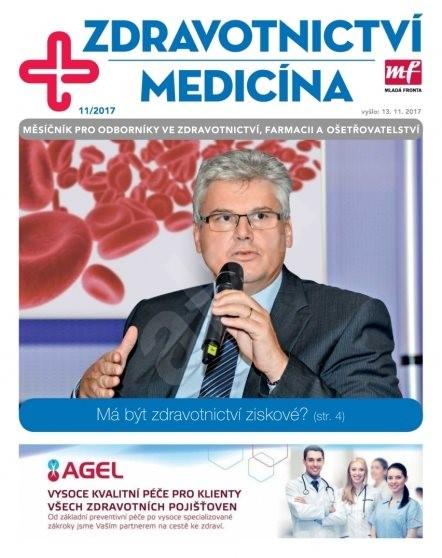 Zdravotnictví a medicína - 11/2017 - Elektronický časopis