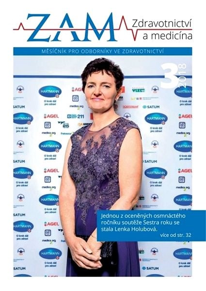 Zdravotnictví a medicína - 3/2018 - Elektronický časopis