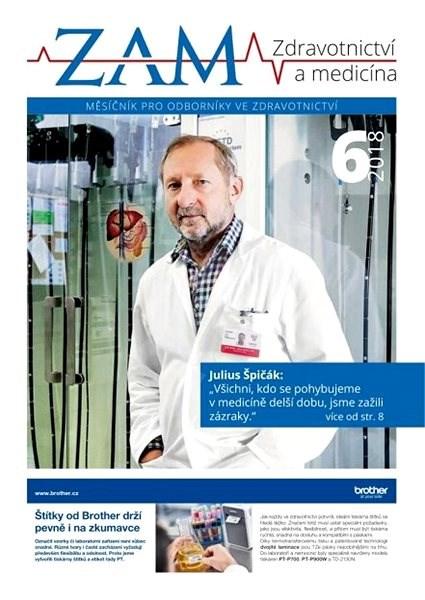 Zdravotnictví a medicína - 6/2018 - Elektronický časopis