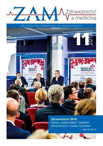Zdravotnictví a medicína - 11/2018 - Elektronický časopis