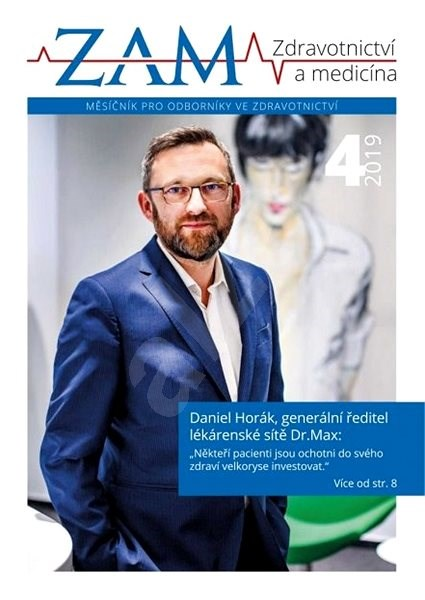 Zdravotnictví a medicína - 04/2019 - Elektronický časopis