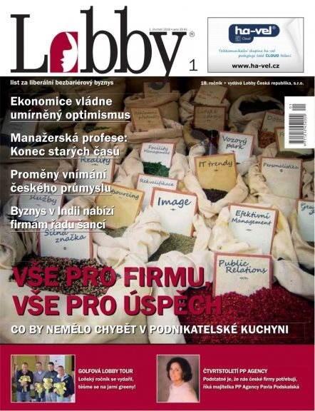 Lobby - 1/2016 - Elektronický časopis