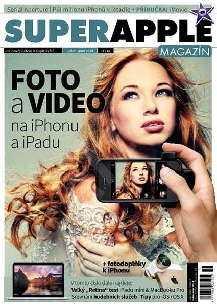 SuperApple Magazín - 1/2014 - Elektronický časopis