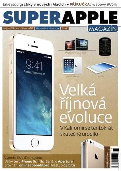 SuperApple Magazín - 6/2013 - Elektronický časopis