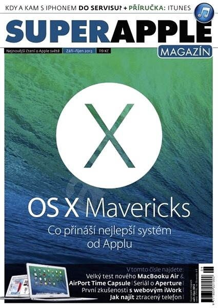 SuperApple Magazín - 5/2013 - Elektronický časopis