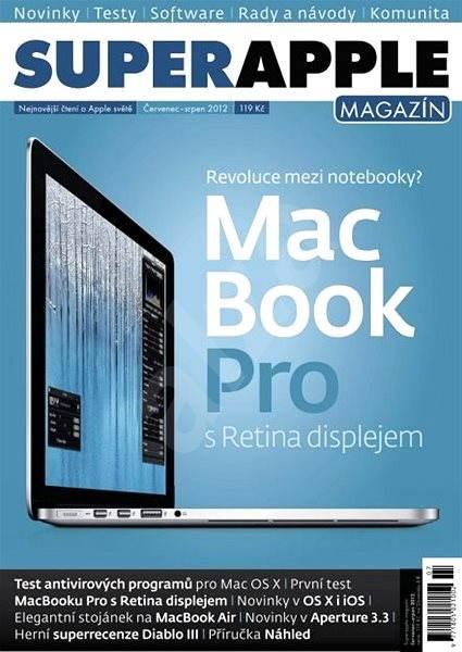 SuperApple Magazín - 04/2012 - Elektronický časopis