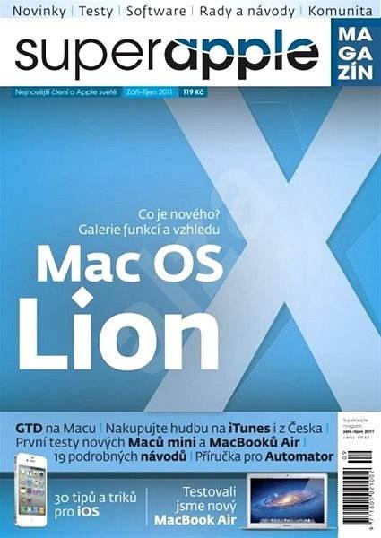 SuperApple Magazín - 01/2011 - Elektronický časopis