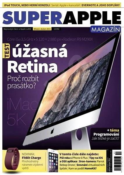 SuperApple Magazín - 2/2015 - Elektronický časopis